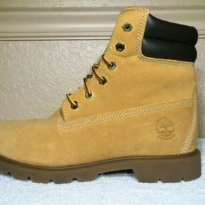 6 Inch Premium Timberland Boots in Wheat